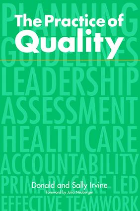 The Practice of Quality