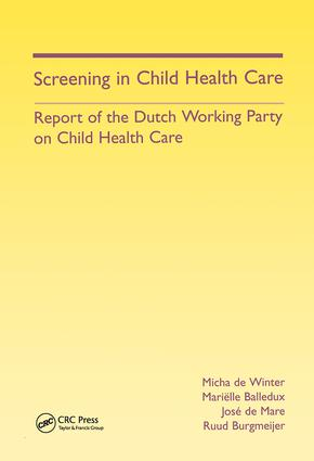 Screening in Child Health Care