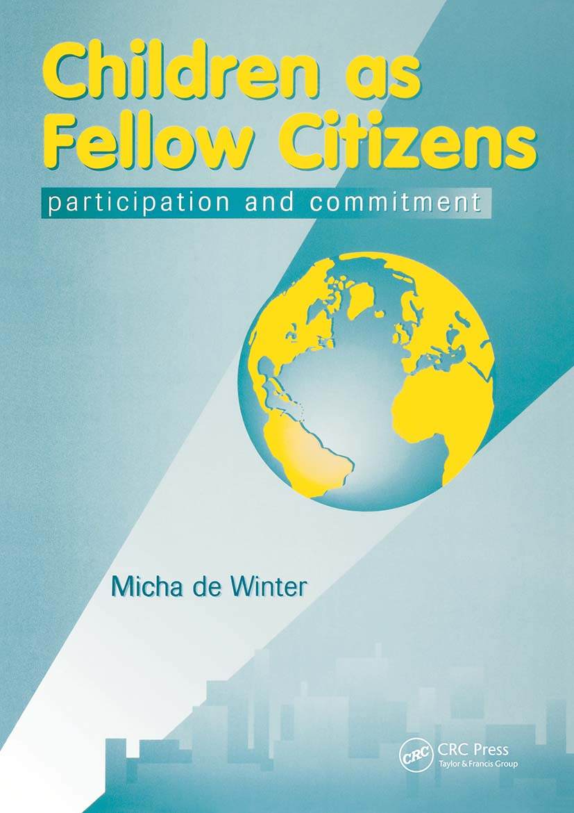 Children: Fellow Citizens, 1st Edition (Paperback) book cover