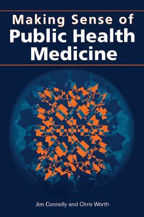 Making Sense of Public Health Medicine book cover