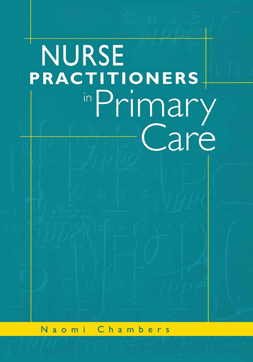 Nurse Practitioners in Primary Care: 1st Edition (Paperback) book cover