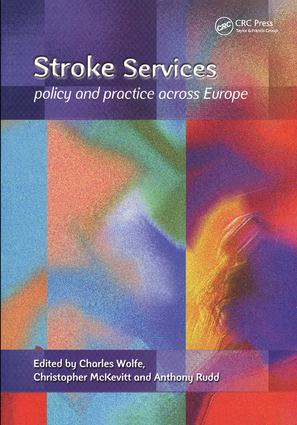 Stroke Services: Policy and Practice Across Europe, 1st Edition (Paperback) book cover