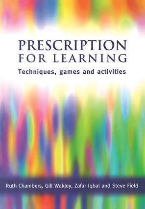 Prescription for Learning