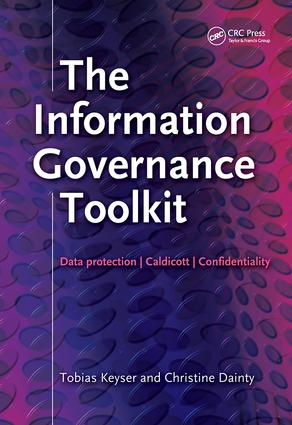 The Information Governance Toolkit