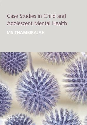 Case Studies in Child and Adolescent Metal Health: 1st Edition (Paperback) book cover