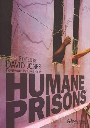 Humane Prisons: 1st Edition (Paperback) book cover