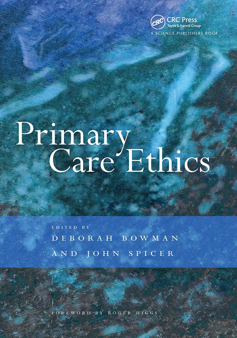 Primary Care Ethics