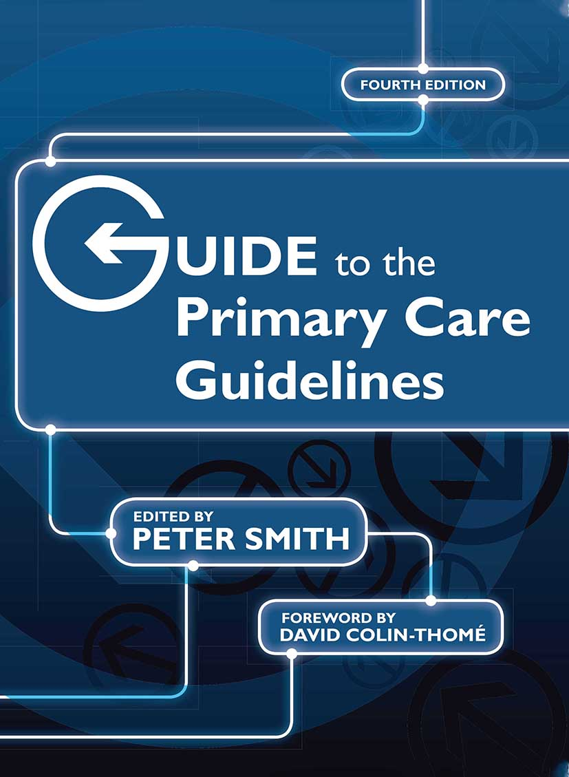 Guide to the Primary Care Guidelines: 4th Edition (Paperback) book cover