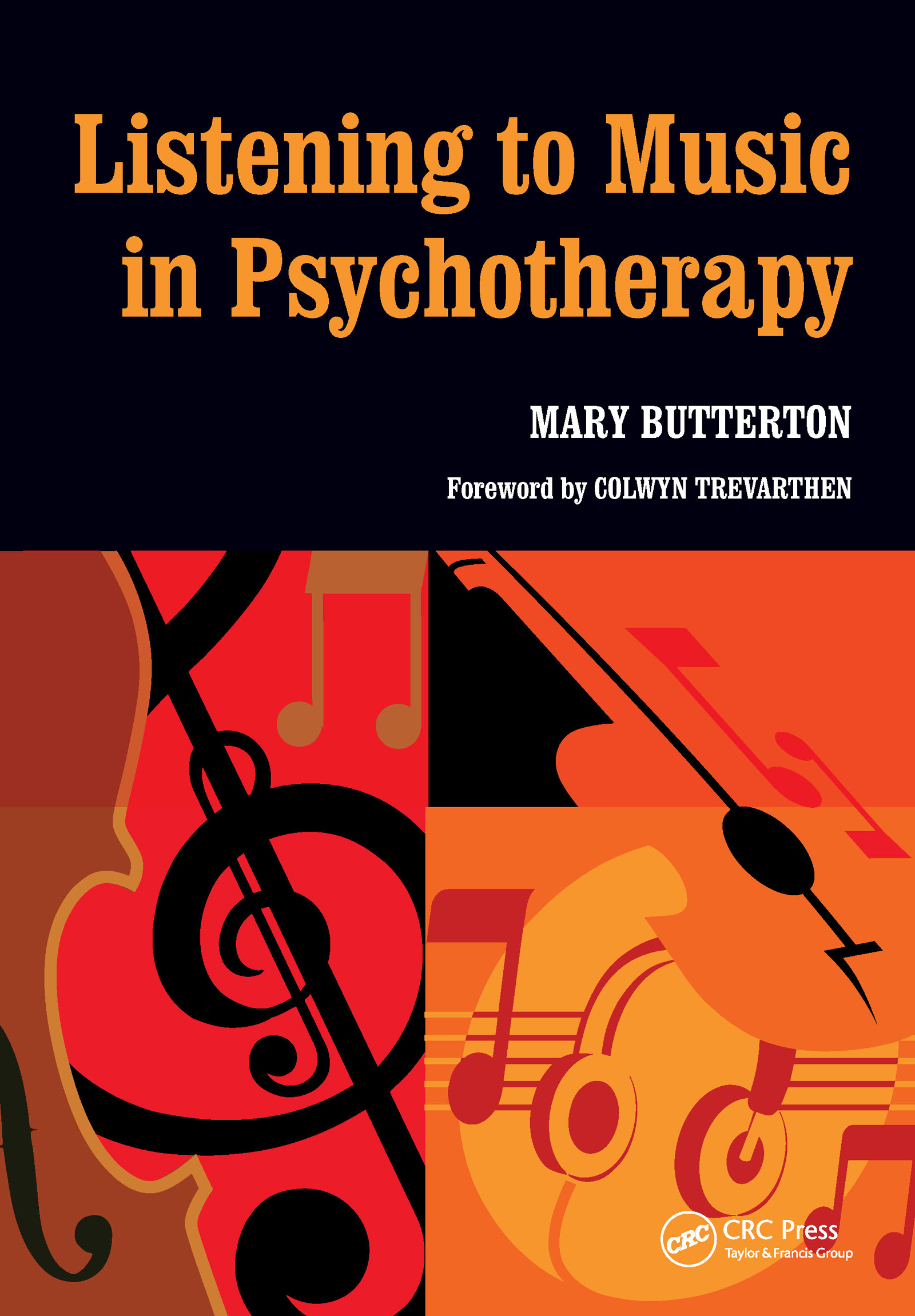Listening to Music in Psychotherapy: 1st Edition (Paperback) book cover