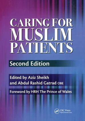Caring for Muslim Patients: 2nd Edition (Paperback) book cover