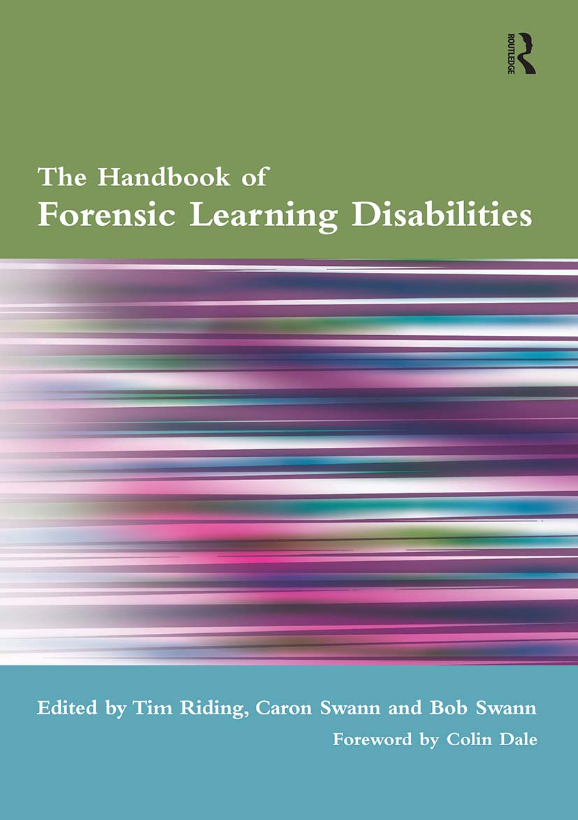 The Handbook of Forensic Learning Disabilities: 1st Edition (Paperback) book cover