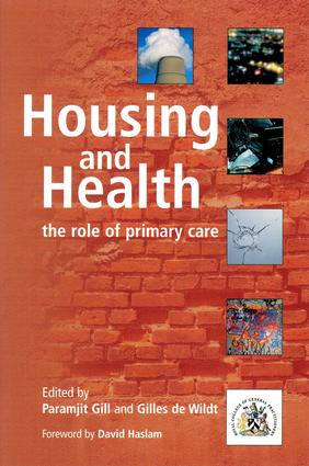 Housing and Health: The Role of Primary Care, 1st Edition (Paperback) book cover