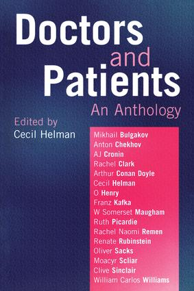 Doctors and Patients - An Anthology: 1st Edition (Paperback) book cover