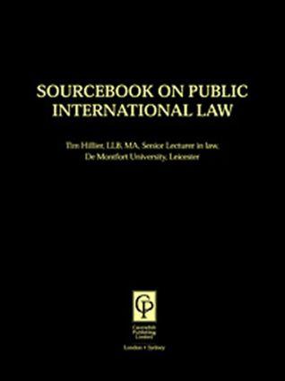 Sourcebook on Public International Law