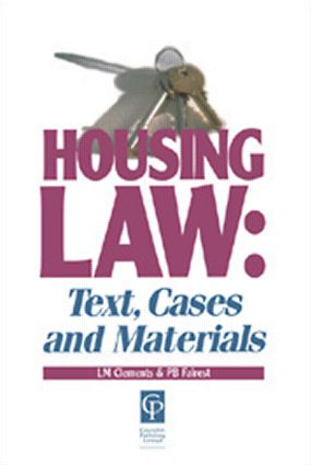 Housing Law:Text Cases & Mats
