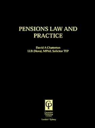 Pensions Law & Practice