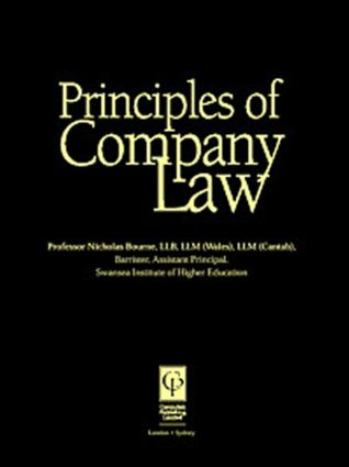 Principles of Company Law