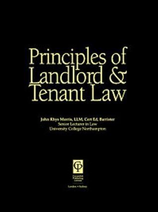 Principles of Landlord & Tenant 2/e
