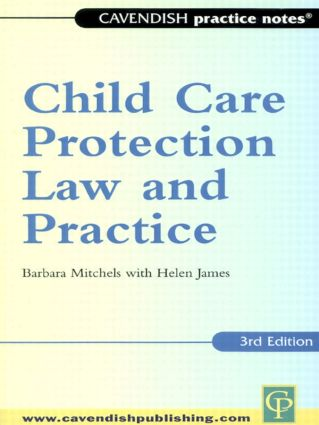 Practice Notes on Child Care & Protection