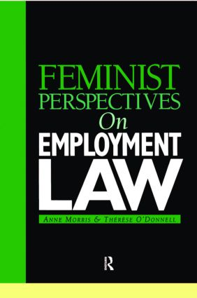 Feminist Perspectives on Employment Law book cover