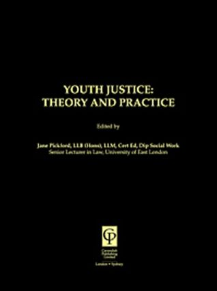 Youth Justice: Theory & Practice (Paperback) book cover