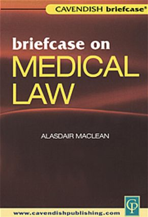 Briefcase on Medical Law