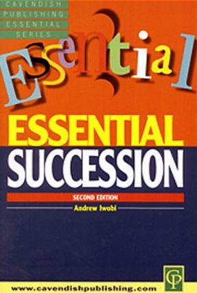 Essential Succession