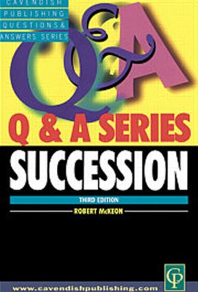 Succession Q&A