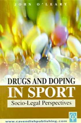 Drugs & Doping in Sports: 1st Edition (e-Book) book cover