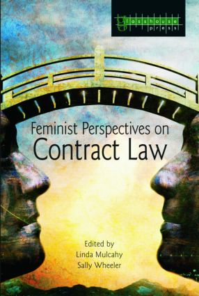 Feminist Perspectives on Contract Law book cover
