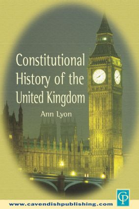 Constitutional History of the United Kingdom