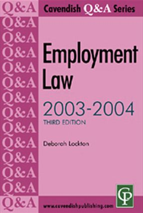 Employment Law Q&A