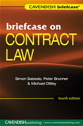 Briefcase on Contract Law