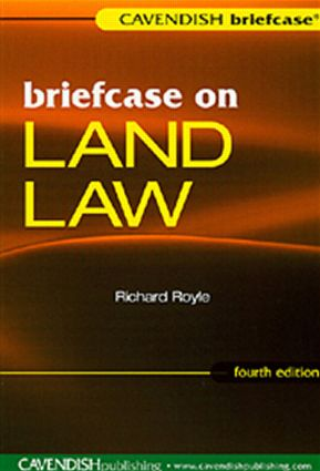 Briefcase on Land Law
