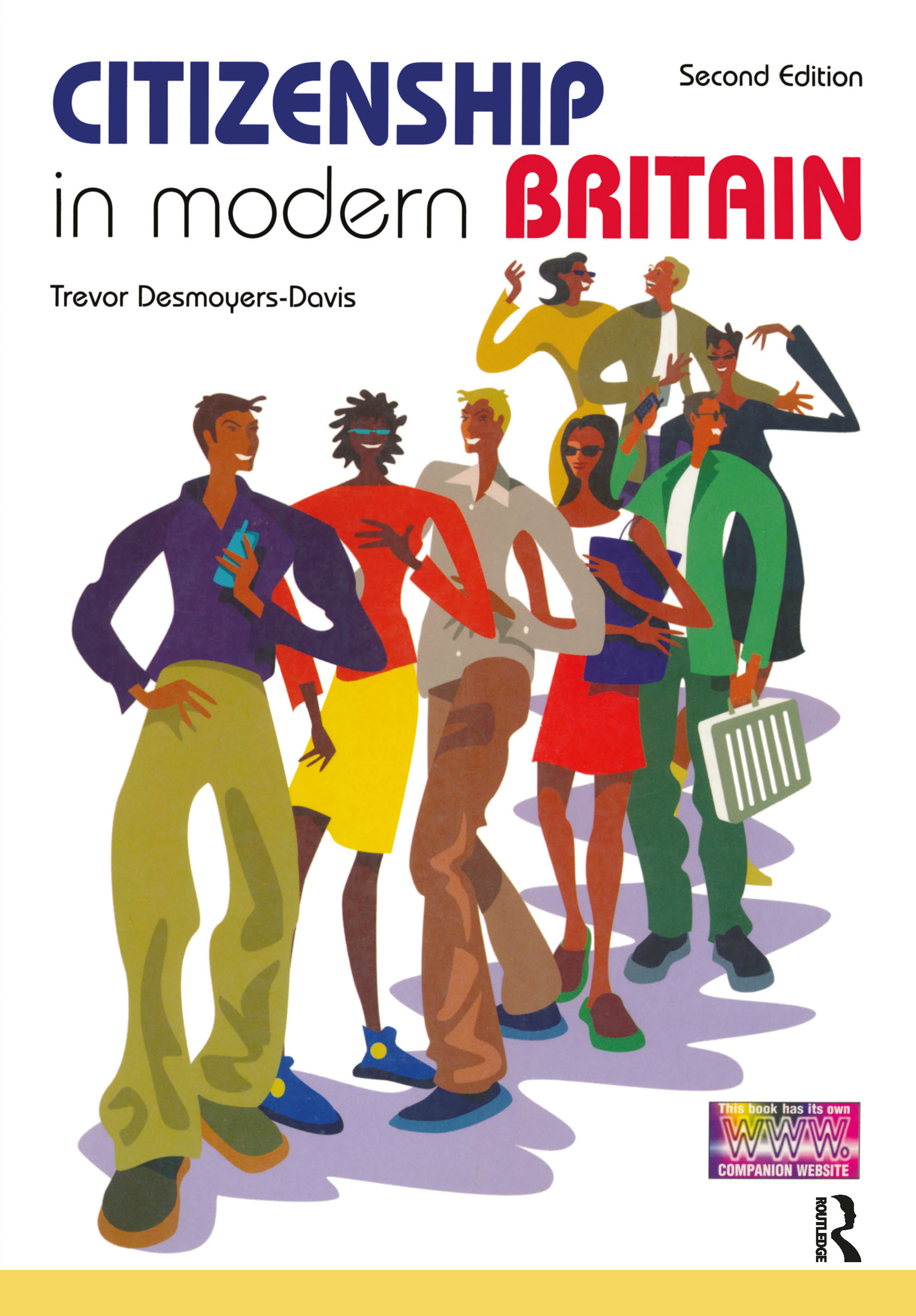 Citizenship In Modern Britain (Paperback) book cover