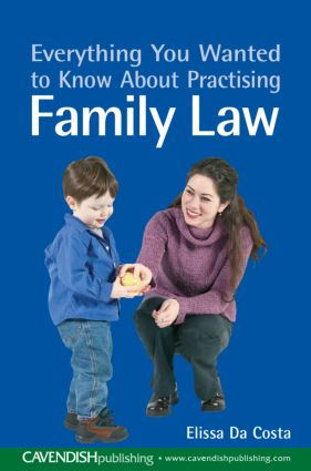 Everything You Wanted to Know About Practising Family Law