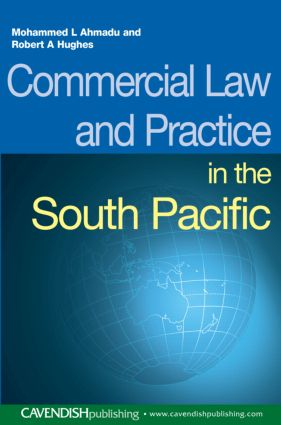 Commercial Law and Practice in the South Pacific book cover