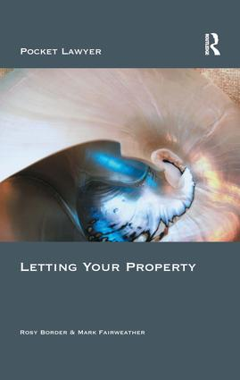 Letting Your Property: 2nd Edition (e-Book) book cover