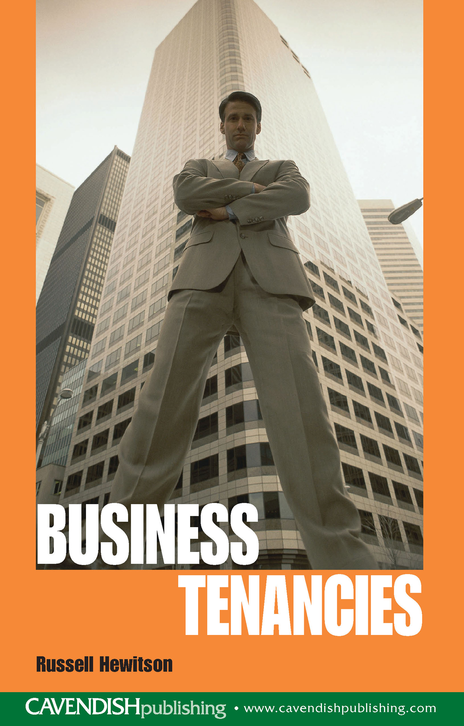 Business Tenancies book cover