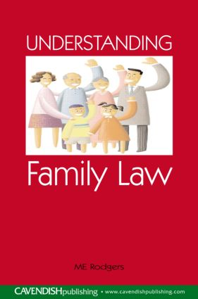 Understanding Family Law: 1st Edition (Paperback) book cover