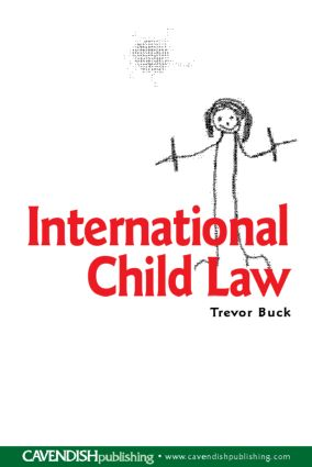 International Child Law: 1st Edition (Paperback) book cover