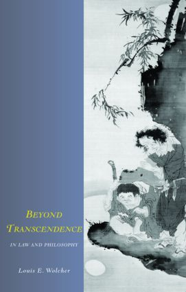 Beyond Transcendence in Law and Philosophy book cover