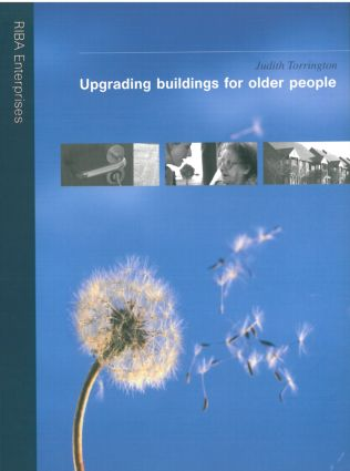 Upgrading Buildings for Older People: 1st Edition (Paperback) book cover