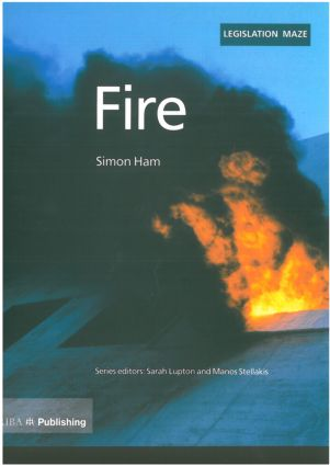 Fire (Paperback) book cover