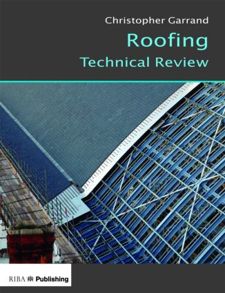 Roofing: Technical Review (Paperback) book cover