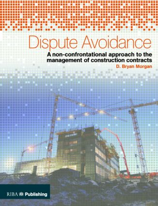 Dispute Avoidance: 1st Edition (Paperback) book cover