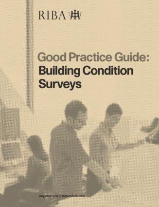 Building Condition Surveys: 1st Edition (Paperback) book cover