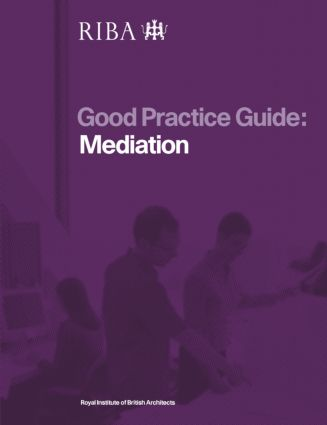 Mediation: 1st Edition (Paperback) book cover