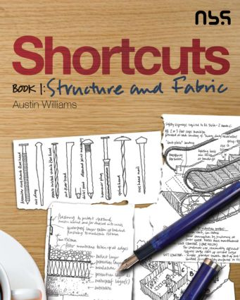 Shortcuts Book 1: Structure and Fabric (Paperback) book cover