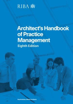 Architect's Handbook of Practice Management: 8th Edition, 1st Edition (Paperback) book cover